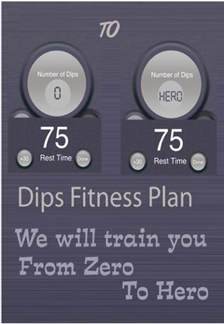 dips3 Dips Fitness Plan