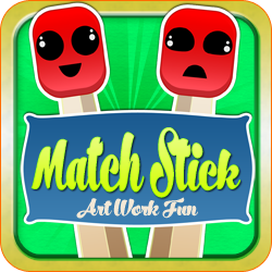 Match-Stick-Artwork